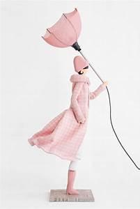 Lampe Frau Mit Schirm : skitso candy handmade little girl 39 s toys candy handmade lamps little girl toys ~ Eleganceandgraceweddings.com Haus und Dekorationen