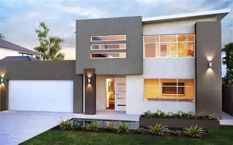 desain rumah minimalis modern  lantai desain rumahku