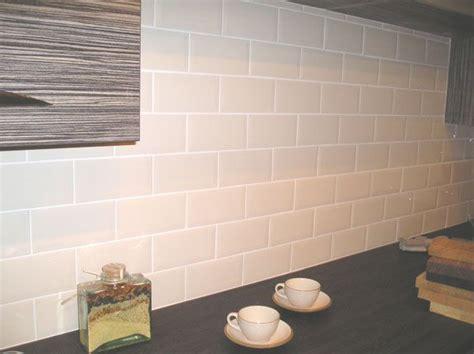 Cream Ceramic Subway Tile  Metro Cream Brick Wall Tile