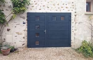 Porte De Garage Pliante À La Française 4 Vantaux : porte de garage gypass ty braz ~ Nature-et-papiers.com Idées de Décoration