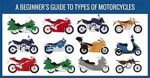 What Are The Different Types Of Bikes