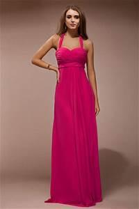 Robe Pour Temoin De Mariage : robe chic fuchsia pour t moin de mariage blog officiel ~ Melissatoandfro.com Idées de Décoration