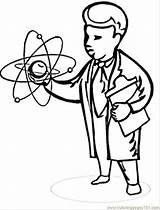 Scientist Coloring Pages Printable Physics Science Mad Drawing Colouring Cartoon Coloringpages101 Drawings Atom Getcoloringpages Getdrawings Clipartmag Fair Lab Clip Sid sketch template