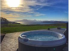 Luxury Lodges with Hot Tubs and Seaviews