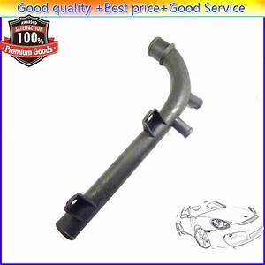 Radiator Water Pipe Coolant Bypass Tube 96273608 For