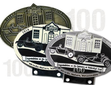 100 Years At Pickersleigh Rd. Morgan Car Badge