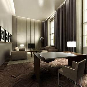Interior Design Berlin : architectural rendering 3d interior design of a five star hotel in berlin ~ Markanthonyermac.com Haus und Dekorationen