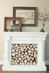 How to Set Up Faux Fireplace at Home