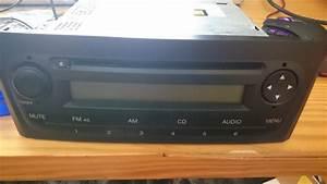 Technical  Grande Punto Radio Connections