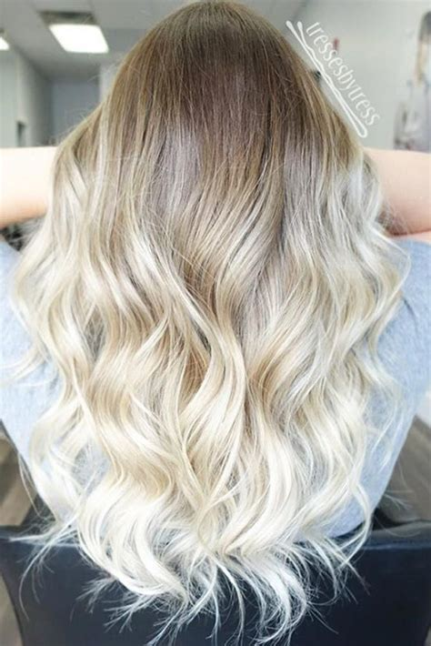 60 Most Popular Ideas For Blonde Ombre Hair Color Blonde