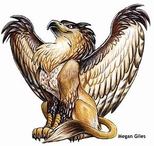 mythical griffins images flightfeather HD wallpaper and ...