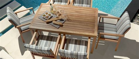 barlow tyrie garden furniture world  teak