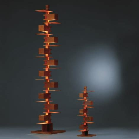 Taliesin 2 Floor Lamp House O' Luv