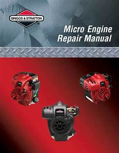 New Briggs Stratton Small Micro Fource Engines Workshop
