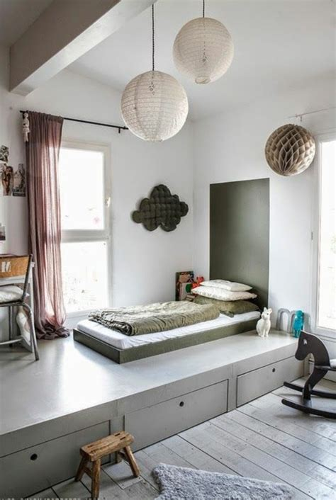 Moderne Und Kreative Innenraum Holztreppenholztreppe Aus Schubladen by 30 Ideen F 252 R Kinderzimmergestaltung Kinderzimmer