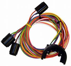 American Autowire Ignition Box Wiring Harness Duraspark