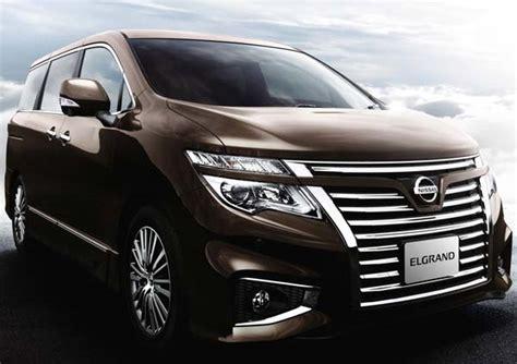 Nissan Elgrand 2020 by Nissan Elgrand Caravan 2019 2020 фото отзывы технические