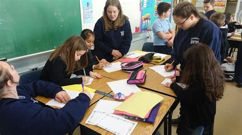 catholic schools week maternity bvm school philadelphia pa