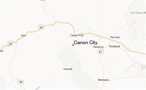 canon city weather station record historical weather for