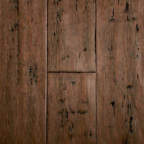 "9/16"" x 5 1/8"" Rustic Clove Bamboo   Morning Star   Lumber"