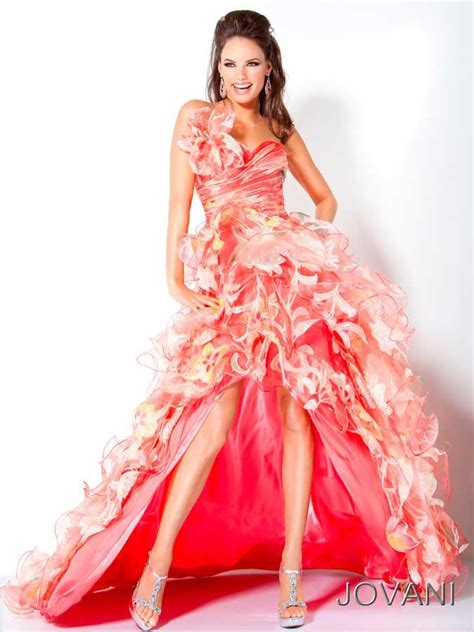 2012 Jovani High Low Prom dress 5059   Prom dresses ...
