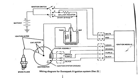 Electronic Ignition For Ranchero