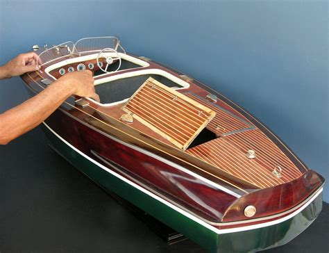 Wooden Boat Plans Chris Craft by Classic Wooden Model Boat Kits Diy Drawing Boat Plan