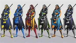 Overwatch League All The New Team Skins And How To Get