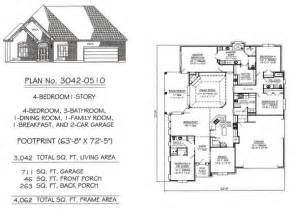 custom home floor plans free home plans with 3 master suites house plans 4 bedroom 3