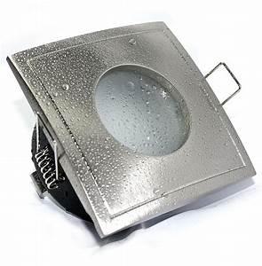 Led Einbaustrahler Bad Ip65 : ip65 feuchtraum einbaustrahler aqua square bad spots gu5 3 ohne leuchtmittel ~ Eleganceandgraceweddings.com Haus und Dekorationen