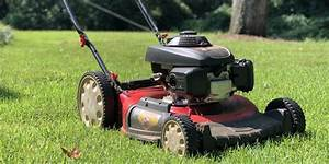 Winterize A Lawn Mower