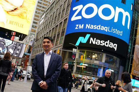 Zoom (NASDAQ: ZM) Soars Over 13 Percent Amid a Stock Price ...