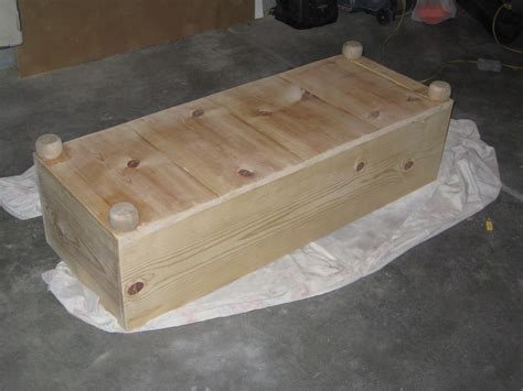How To Build An Ottoman Frame by Tda Decorating And Design Storage Ottoman Building The