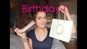 Idée Cadeau Anniversaire 18 Ans : tag 5 mes cadeaux d 39 anniversaire id es cadeaux youtube ~ Melissatoandfro.com Idées de Décoration