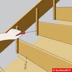 Coffrer Un Escalier Extérieur by Un Coffrage Pour Escalier En B 233 Ton