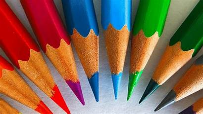 Classroom Library Pencils Colored Making Student Heart