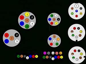 7 Pin Trailer Wiring - Wiring Diagram Detailed