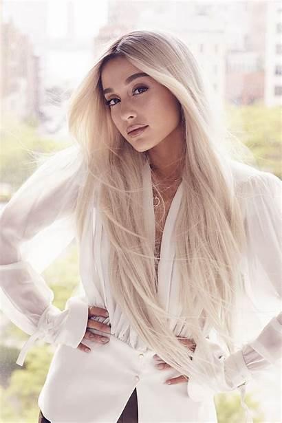 Ariana Grande Elle Magazine Photoshoot Alexi August