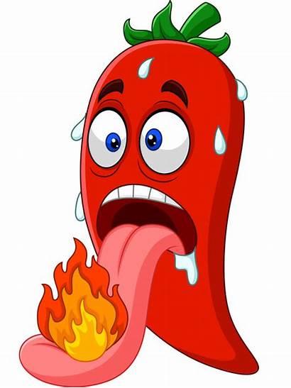 Pepper Chili Cartoon Premium Tongue Chile Peper