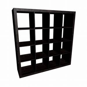 Ikea Expedit Regal Anleitung : expedit regal schwarzbraun einrichten planen in 3d ~ Markanthonyermac.com Haus und Dekorationen