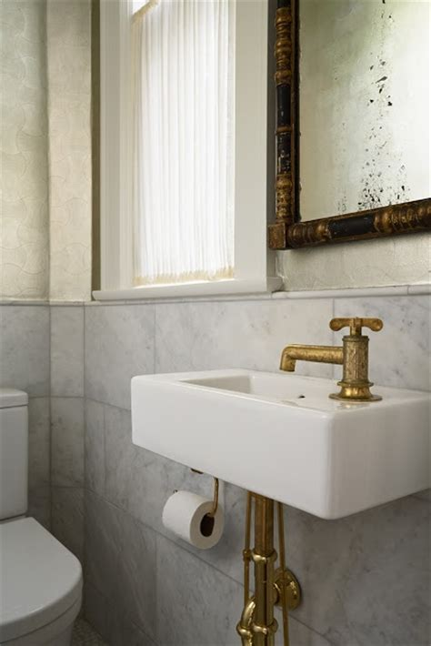 The 25+ Best Small Powder Rooms Ideas On Pinterest