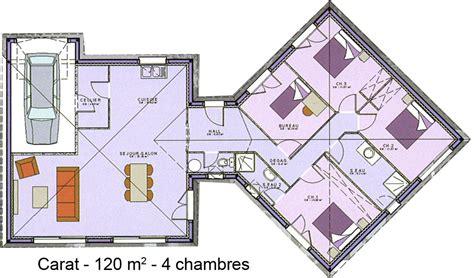 modele  plans carat  ch du constructeur maisons sic
