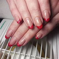 red shellac nail design ideas - Shellac Nail Design Ideas