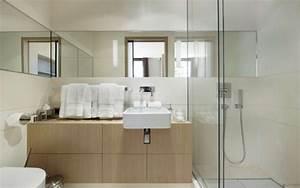 Варианты оформления маленькой ванной комнаты плиткой, 40
