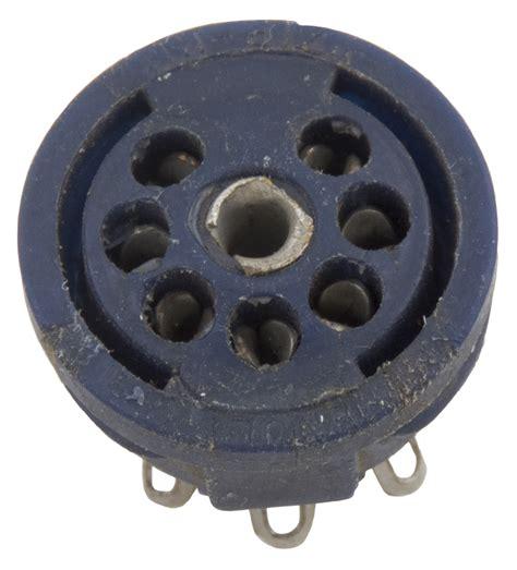 Amphenol Miniature Tube Socket - 7 Pin