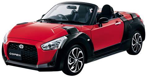 Daihatsu Copen XPlay – new clothes for kei roadster Paul ...