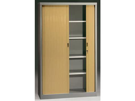 armoire haute m 233 tallique 224 rideaux avec tablettes denis papin collectivit 201 s