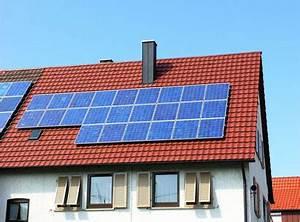 comment fonctionnent les panneaux solaires With panneau solaire pour maison