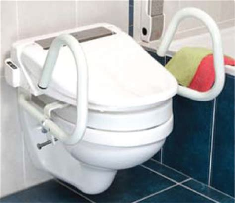 Bidet Seats Australia - 3 in 1 toilet support rail bidet bidets toilet seats
