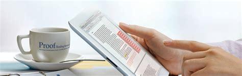 online proofreading service